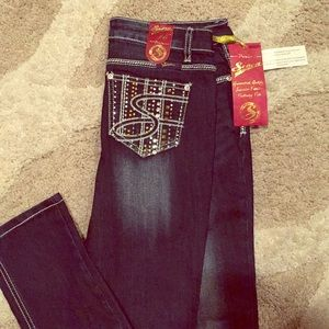 NWT Seven jeans Girls Size 16